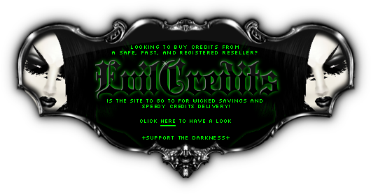 EvilCredits IMVU Credit Sales